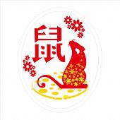 Mouse Icon, Vector Icon. Red Mouse Picture. Bungah And Mouse Pictures. Red Flower Picture. Yellow Fl poster