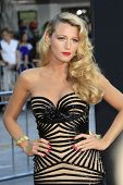 LOS ANGELES - JUN 25: Blake Lively at the premiere of Universal Pictures' 'Savages' at Westwood Vill