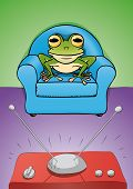 Frog Watch  Tv