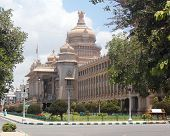 foto of vidhana soudha  - Landmark monuments  - JPG