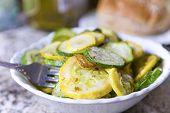 Tasty Zucchini Side Dish