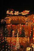 Christmas Lights Overkill.