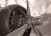 Old Propeller