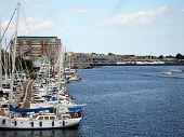 Pier In Boston