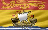 Bandeira de Nova Brunswick