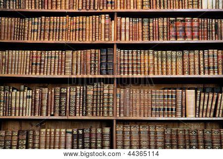 Antique Books poster