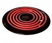 Red Hot Burner