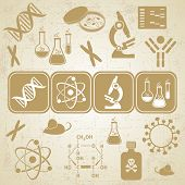 Molecular Biology Science Card