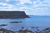 Cliff on the North Antrim Coast