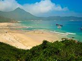 Bay In China North Hong Kong