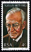 Postage Stamp South Africa 1977 Dr. Jacob Daniel Du Toit