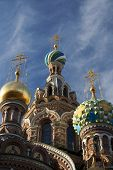 Church Of Savior The Spilled Blood