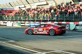 Ferrari Shell Wanderpokal, Motor show bologna