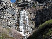 Bridal Vail Falls Utah