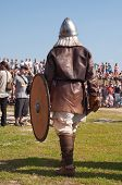Unidentified Participant  At A Historical Reenactment Festival Held In Abalak, Siberia. Russia