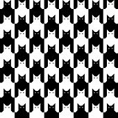 foto of cat dog  - Seamless  - JPG
