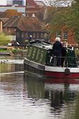 River Narrow Boat