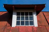 Dormer Window On Old Ceiling