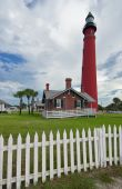 Historic Lighthouse, Ponce Inlet, Florida