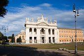 Lateran Basilica San Giovanni in Rome, Italy