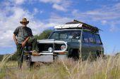 Man On Tour Namibia