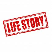 Life Story-stamp