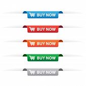 Buy Now Paper Tag Labels