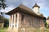 The Moldovita Monastery