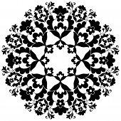 Ottoman Motifs Design Series With Fourteenn