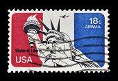 USA stamp 1974