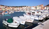 harbour in Cassis, Southern France