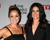 LOS ANGELES - APR 30:  Katie Lee, Marcela Valladolid at the NCTA's Chairman's Gala Celebration of Ca