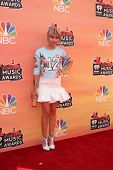 LOS ANGELES - MAY 1:  Chelsea Kane at the 1st iHeartRadio Music Awards at Shrine Auditorium on May 1