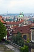 picture of saint-nicolas  - Saint Nicolas church in Prague Czech Republic - JPG