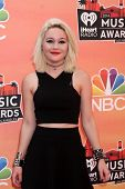 LOS ANGELES - MAY 1:  Bea Miller at the 1st iHeartRadio Music Awards at Shrine Auditorium on May 1, 2014 in Los Angeles, CA