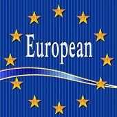 European Flag.