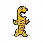 funny cartoon fish