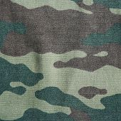Background Of A Khaki  Pattern.