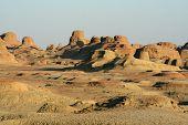 desert landform