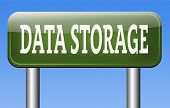 data storage file and document management and database mining