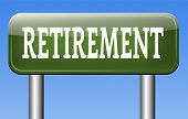 retirement and pension fund to enjoy the golden years