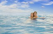 Sisters In The Sea