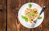 Heart Shape Spaghetti