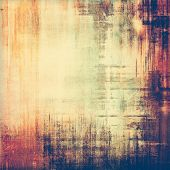 Abstract textured background. With yellow, purple, violet, gray patterns