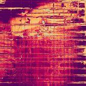 Grunge texture. With red, orange, purple, violet patterns