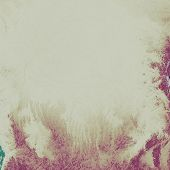 Old school textured background. Grunge background. With purple, gray patterns