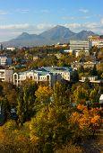 View On City Pyatigorsk.