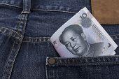 Chinese Money (RMB) 10 Rmb Note