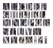Lead Letterpress