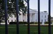 White House Fence.